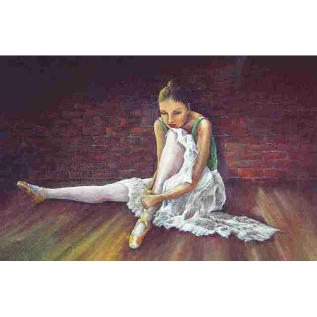 0015 Ballerina