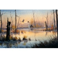 0113 Beginning Acrylic Painting