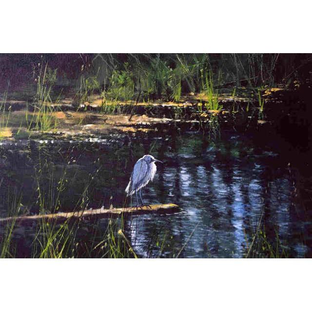 0404 The Egret