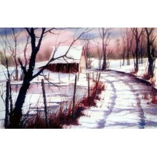 0508 Beginning Watercolor Techniques - Volume 2