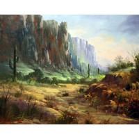 0906 Desert Evening