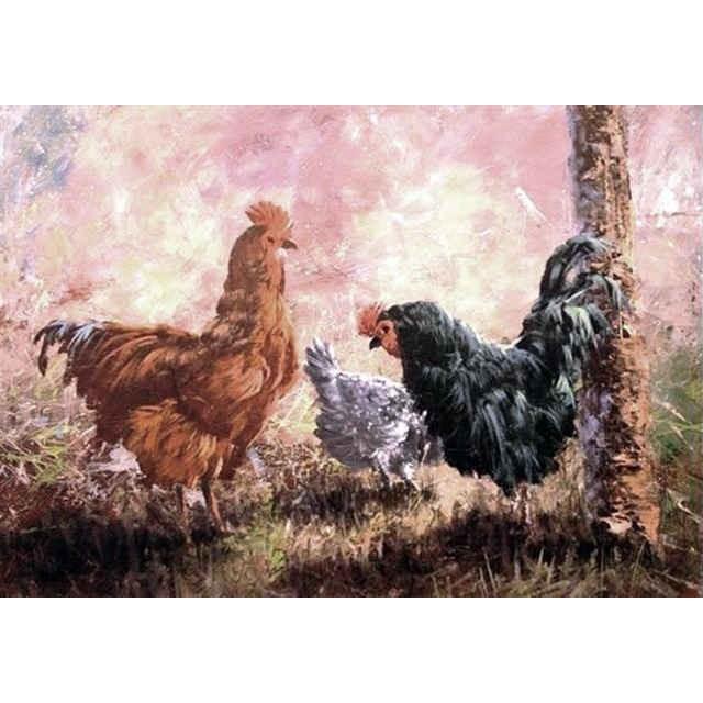 1602 Pecking Order