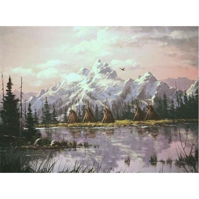 1703 Teton Splendor