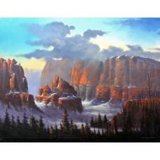 2001 Sedona Canyon