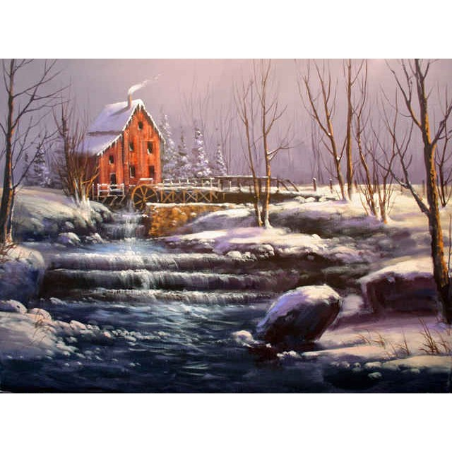 2002 Grist Mill