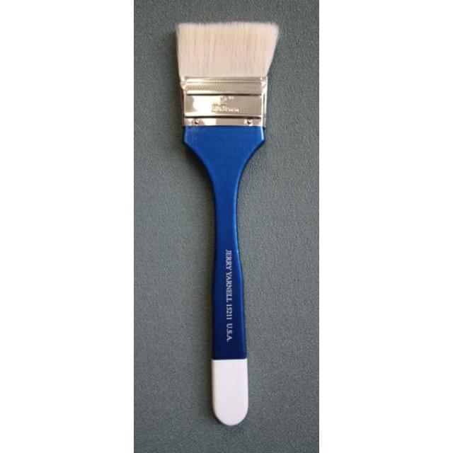 Hake Brush - 2 inch (Acrylic and Watercolor)