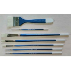 Yarnell Acrylic Paint Brush Set