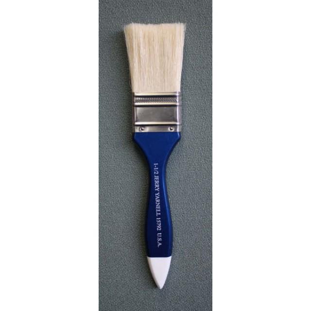 Flat Bristle Brush - 1.5 inch (Oil Paints)